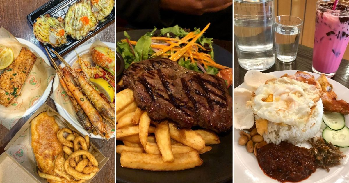 12 Best Halal Restaurants In Sydney You Can T Miss Out On